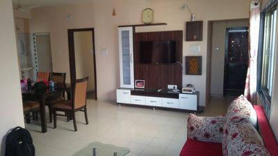 Photo for Spacious 2bed furnished flat in Bopal