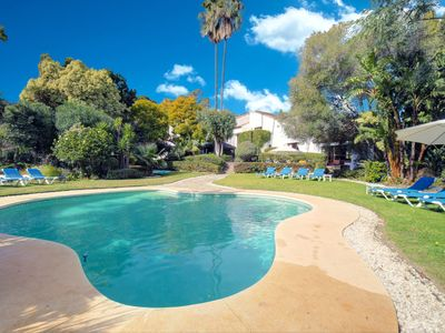 Photo for Unique estate located in an enormous fenced plot with 3 properties. All private