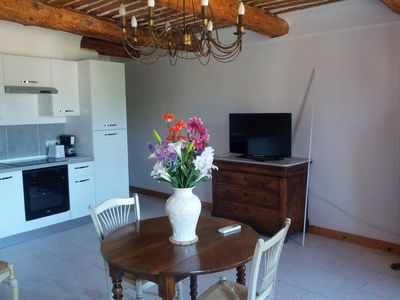 Photo for Loue Gulf of St Tropez Guard Freinet magnificent 42m2 studio for 2 people