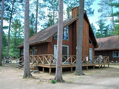 Photo for COUNTRY LOFT at Elbert's Resort - Hiller Vacation Homes - Free WIFI