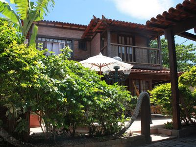 Photo for CASA GERIBÁ 5 SUITES C / AIR, COND WITH SWIMMING POOL, QUADRA, SALAO GAMES, 3MIN OF THE BEACH
