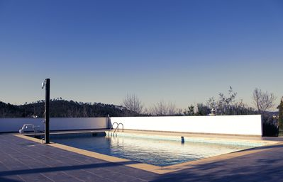 Photo for Rural, isolated space, private pool surrounded by nature