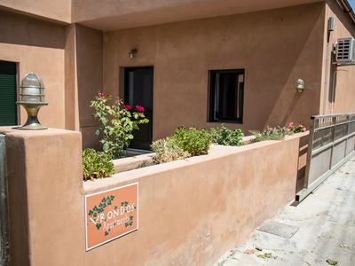 Photo for Roberta Apartment is a cozy apartment in a traditional Cretan village.
