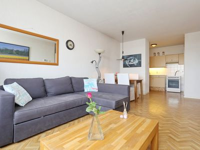Photo for Comfortable apartment 100 meters from the beach and sea