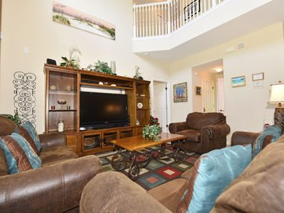 Photo for Luxury on a budget - Watersong - Amazing Spacious 6 Beds 4 Baths Villa - 9 Miles To Disney