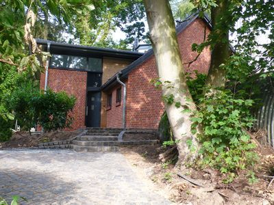 Photo for Quiet, idyllically located house with a large garden