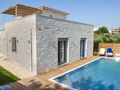 Photo for Villa Vera - 3 bedroom villa, 3 bathrooms, with heated pool and outdoor jacuzzi