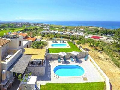 Photo for Villa, Dimos Arkadiou  in Kreta - 6 persons, 3 bedrooms