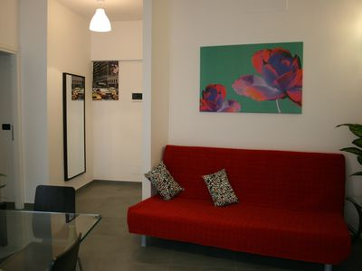 Photo for HOLIDAYS IN BOLOGNA !. The right choice!  - CITY CENTER - Elegant, restructured