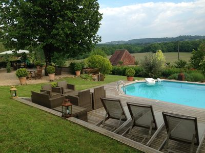 Photo for 3BR House Vacation Rental in Nantheuil, Nouvelle-Aquitaine