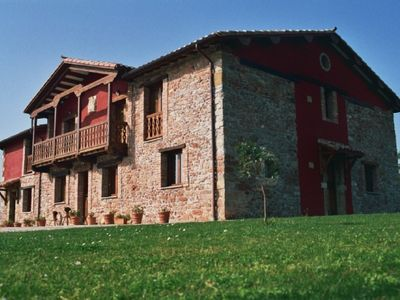 Photo for Rural apartment El Mirador de Cazanes for 4 people