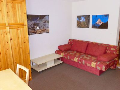 Photo for Apartment in the center of Zermatt with Lift, Internet, Balcony (114639)