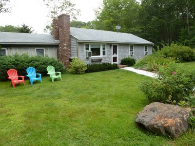 Photo for Fabulous&Sunny Kennebunkport  Home,Minutes to beach,Allows a Dog