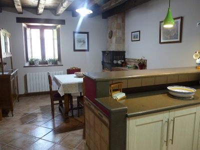 Photo for Fuente Culabrás Rural Cottage for 10 people