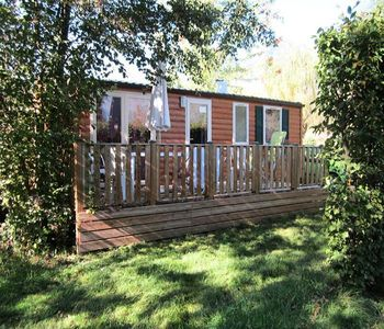 Photo for Camping Le Colporteur **** - Cottage Oregon 4 Rooms 6 People