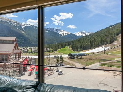 Photo for Upgraded in August 2018 True Ski in/Ski Out Family Friendly Spacious Condo