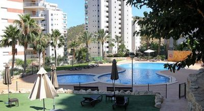 Photo for Apartment in Luxury Complex next to the Beach