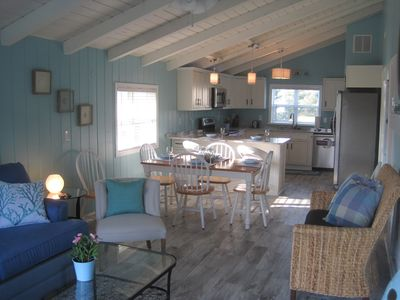 Photo for Family Time!!! 2nd Street from Beach Home - Newly Renovated & So Cute - Sleeps 6