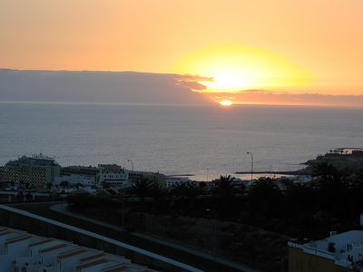 Photo for Large Sunny 1 Bedroom Apartment With Huge Balcony & Fab View Over Torviscas