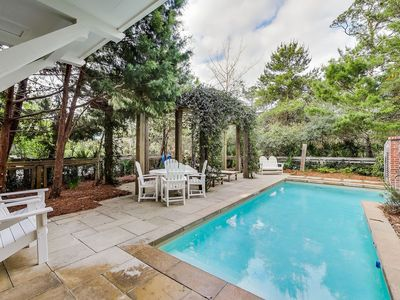 Photo for Executive Access Home! Private Heated Salt Water Pool! Amazing Outdoor Space