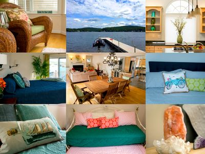 Beautiful, Spacious 5+ Bedroom House on Highland Lake with Spectacular views!