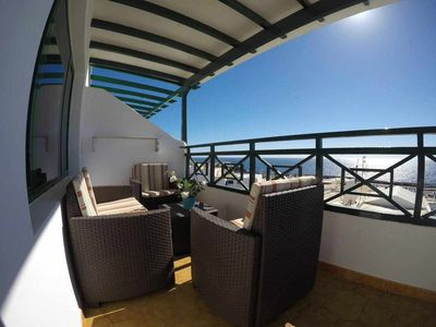 Photo for Puerto del Carmen with Sea View