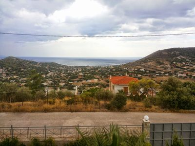Photo for Vicky's Inn - Cozy Guesthouse On Apex Of Hill Overlooking Saronikos Sea