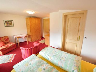 Photo for Double room with shower, WC - Gasthof Alpenblick