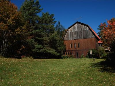 Photo for The Barn - A Gathering Place, 80 Acres Bordering Gatineau Park