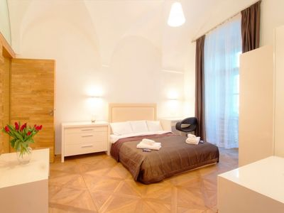 Photo for Apartment 42 m from the center of Prague with Internet (675875)