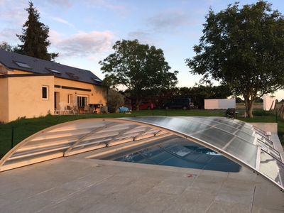 """Photo for Grand Gîte """"Les Epis"""" classified 4 **** Pool Hammam & Spa"""