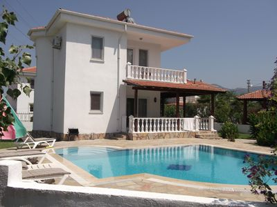 Photo for 3 Bedroom, 3 Bathroom Villa With Private Pool And Garden