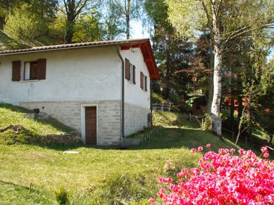 Photo for Vacation home La Bedulina in Pianezzo - 4 persons, 2 bedrooms