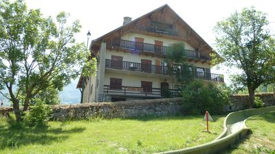 Photo for Farmhouse, Large apartment on the 1st floor with balcony for 6/8 people maximum