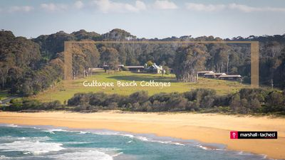 Photo for CUTTAGEE BEACH COTTAGE 1- Affordable, Family Friendly accommodation, in beach location!