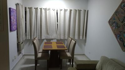 Photo for 2BR Apartment Vacation Rental in Vila Matias, SP