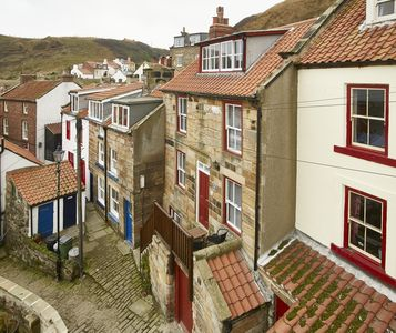 Photo for Unique House in Heart of Staithes with Unrivalled Sea/Harbour Views