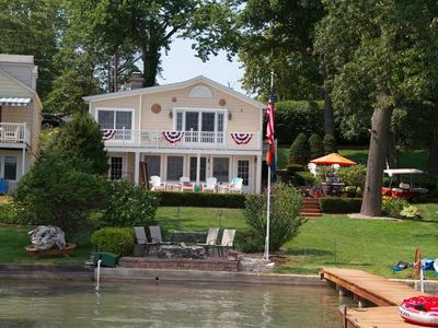 Enjoy Our Dream Home On Magician Lake