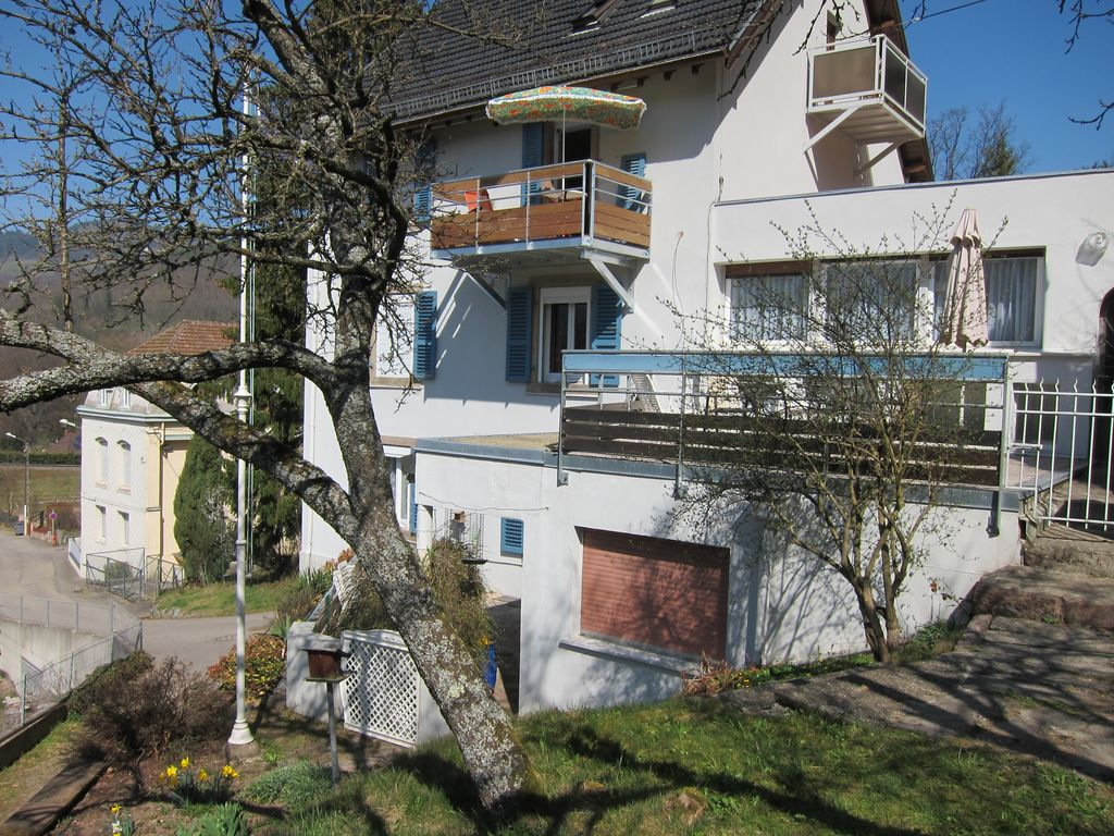 Maison bellevue best position quiet near lake alsace - Maison de france bellevue ...