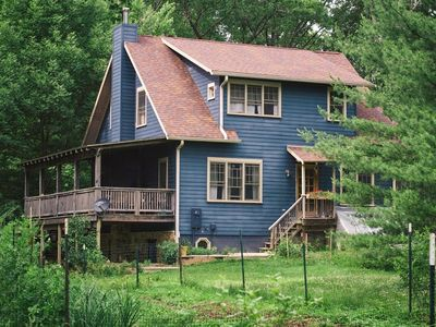Photo for Ground Floor Gallery Apartment Nestled In Yellowwood Forest On Organic Farm