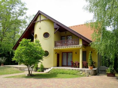 Photo for Vacation home Jókai (SZA119) in Balatonföldvar/Szarszo - 10 persons, 4 bedrooms