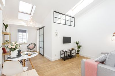 Entire one-bedroom apartment