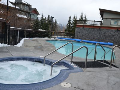 Photo for Premium 2 Bedroom, 2 Bath Condo - Lodges at Canmore