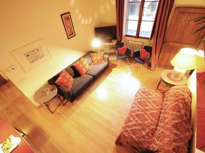 Photo for Agnolo 47 - lovely flat with 2 bedrooms and 2 bathrooms in the heart of Florence