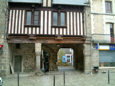 Photo for Self Catering Apartment in Medieval Dol de Bretagne