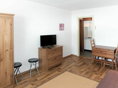Photo for Lovely apartment for 2 guests with TV