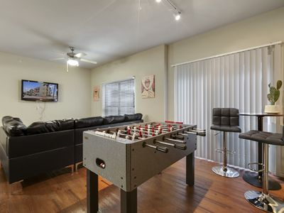 Photo for Base Camp 4 bedroom -5 beds sleeps 12+ & Foosball  Easy Access to UT & Downtown