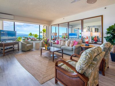Photo for 60ft from THE OCEAN, HUGE CONDO w/AC, NEW RENOVATION,AWESOME VIEWS THROUGHOUT,