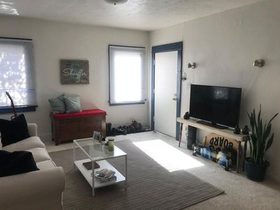 Photo for spacious 2 bd 1 bth stand alone home in North Park includes new stainless