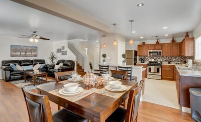 Photo for Modern & Spacious-Cozy Home, Beautifully Landscaped
